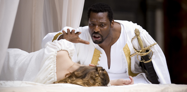 Othello, at Shakespeare's Globe