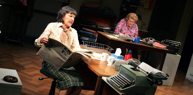Review: Office Suite, by Alan Bennett