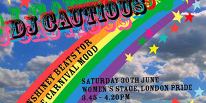 Londonist Introduces DJ Cautious at London Pride