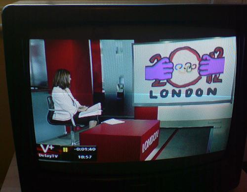 Extra, Extra...Olympic Logo Edition