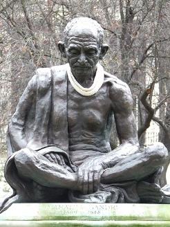 Walking With Gandhi