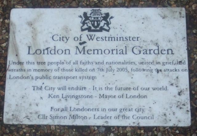 7/7 memorial