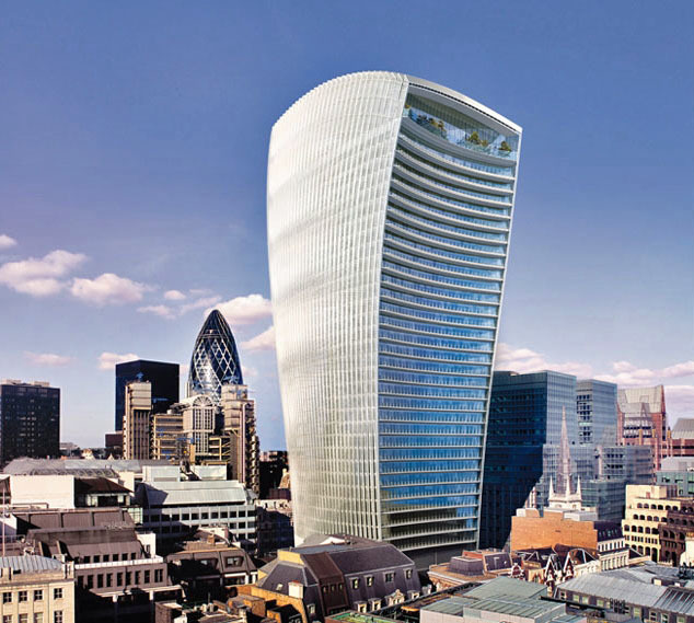 Walkie Talkie Wins Approval