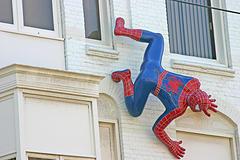Spiderman Accused!
