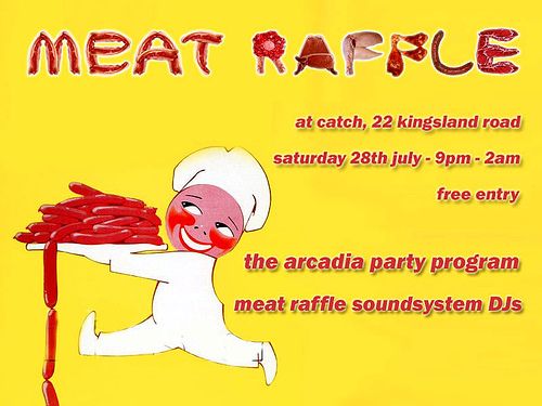 Clubwatch: Meat Raffle