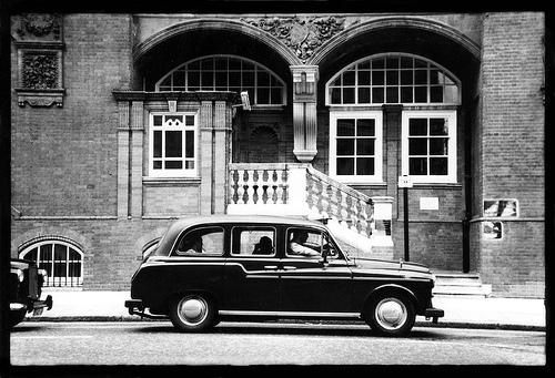 London Cabbies Save Planet