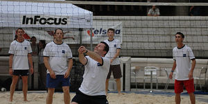 Sporting Weekend: Beach Volleyball