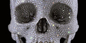 Hirst Skull Sells For £50 Million