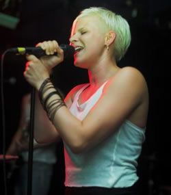 Robyn Live at Dingwalls