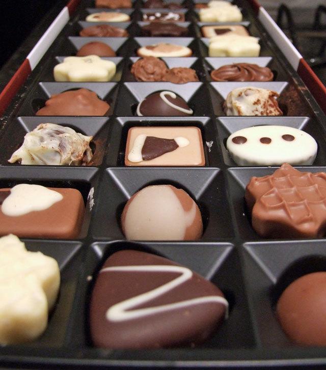 Londonist Reviews ... Hotel Chocolat