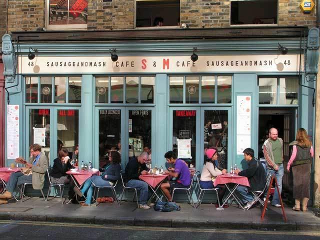 A Golden Age of Restaurants?