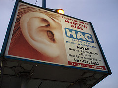 Hearing Aids For The Very Very Rich