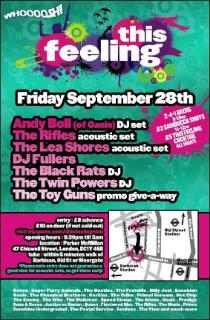 This Feeling Flyer