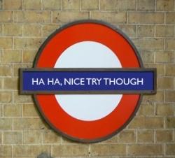More Tube Strike Idiocy