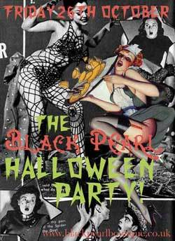 Preview: Free Halloween Party at Black Pearl Boutique