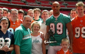 Interview: Brian Tennent, Miami Dolphins UK Fan Leader