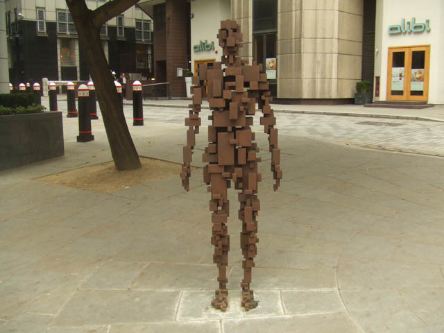 New Gormley Statue For The City