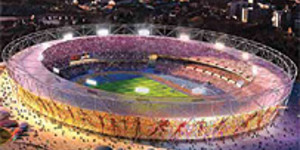Olympic Stadium Design Unveiled
