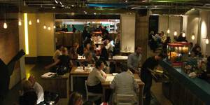 What's for Lunch?  Wahaca