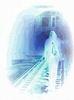 Rail ghost