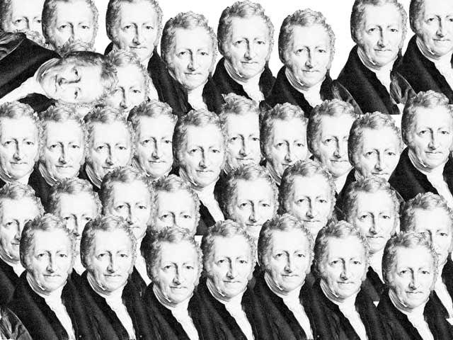 Londonomics: Of Malthus And Men