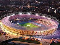 Olympic Stadium Design Unveiled