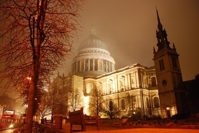 Hidden Bits Of St Paul's Set To Open
