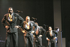 Fake Four Tops Foiled