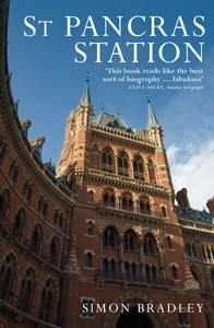 Book Review: St Pancras Station by Simon Bradley
