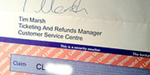 This Fare Refund Swindle Has Ceased To Be