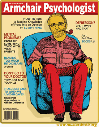 Armchair Psychologist