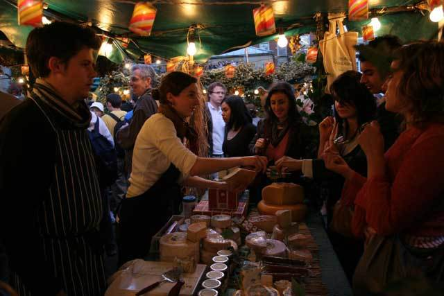 Twelve Days of Luxury Food at Covent Garden