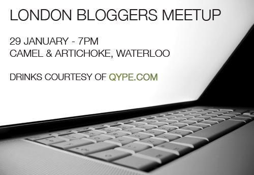 London Bloggers Meet-Up