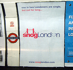 London Olympics Looking for Love
