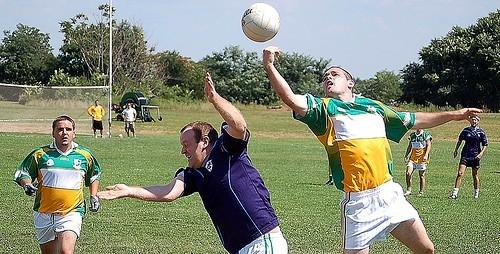 Sporting Weekend: Gaelic Football in Ruislip