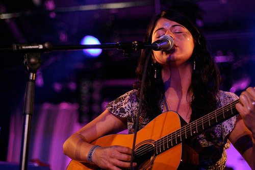 Music Preview: Mariee Sioux Gigs Galore