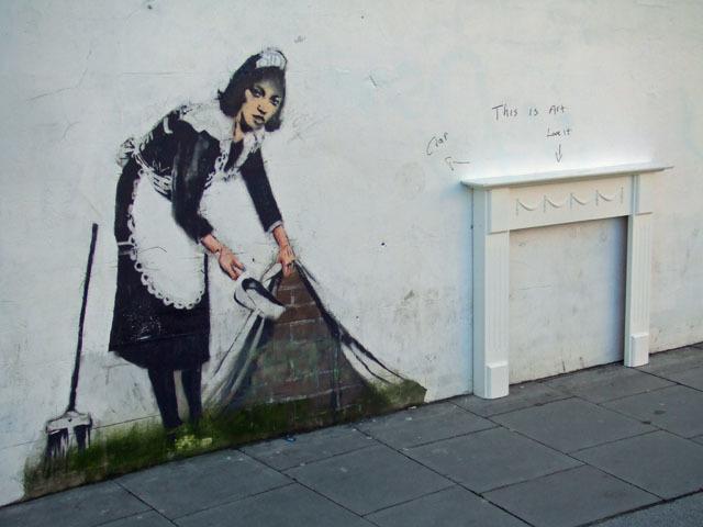 Random Graffito of the Week
