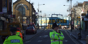 Camden Town Fire: The Day After