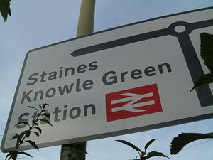 Staines Stained