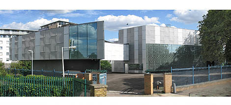 Stephen Lawrence Centre Opens