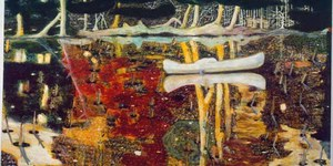 One Art: Peter Doig @ Tate Britain