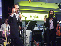 Londonist Live: Nick Cave and the Bad Seeds @ HMV