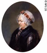Painting of 18th Century Feminist Unearthed
