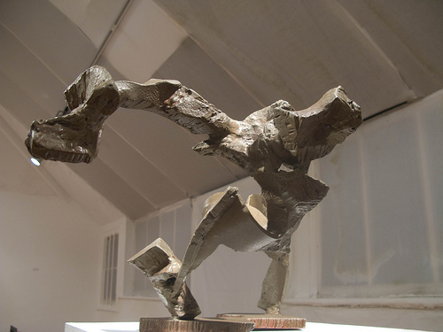 Steel at The Royal British Society of Sculptors