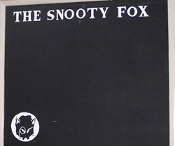 Sunday Lunch: The Snooty Fox