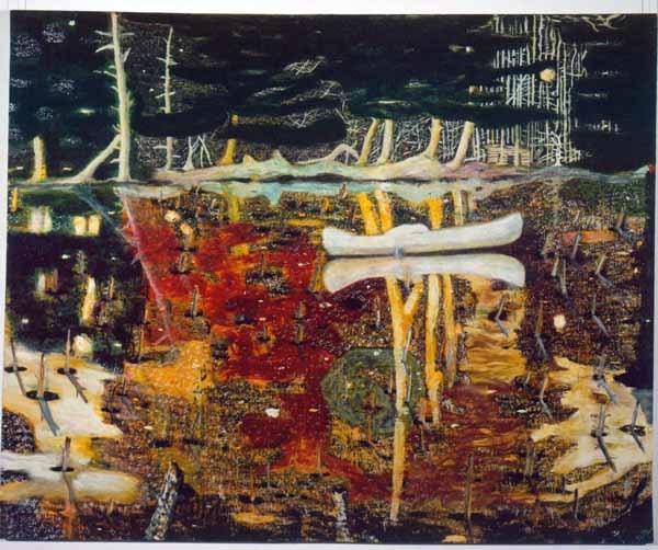 One Art: Peter Doig @ Tate Britain