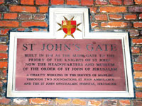 The Open Gate: Heritage, Healing and Hospitallers in Clerkenwell