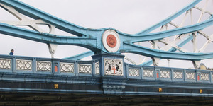 Iconic Bridge Gets Lick Of Paint