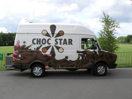Londonist Interviews…Petra from Chocstar