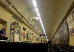 Tube Death Comedy Upsets Drivers
